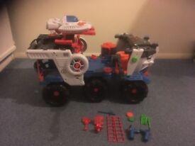 Imaginext battle rover