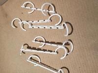Coat hanger hooks