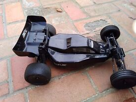 radio controlled 2wd rc buggy by team c tr02 v2