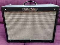 Large FENDER 'HOT ROD DELUXE' 180w Amplifier Great Condition Double Input 60x46x24cm Type: PR246