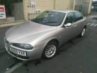2005 Alfa Romeo jtd 156 diesel 146k 9 months mot