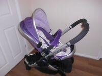 Icandy jogger buggy pushchair WYMONDHAM NR18