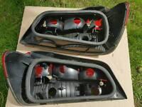 Peugeot 306 rear lights 2000