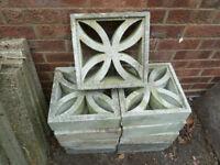 Screen Wall Blocks - Norwich