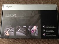 Genuine Dyson Vacuum Cleaner Car Cleaning Accessory Kit