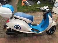 wk bikes mII 50 in very good condition