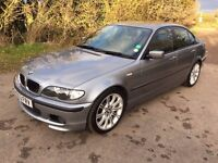 2004 53 BMW 325I SPORT LOW MILEAGE WELL MAINTAINED AND LOOKED AFTER GENUINE EXAMPLE
