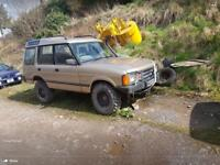Discovery 200tdi on/off roader, 1991, long mot