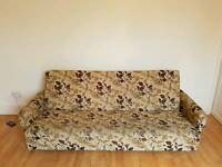 FREE Large sofa bed 4 seater