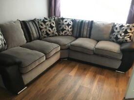 Pepe corner sofa
