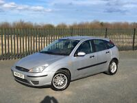 2004 04 FORD FOCUS 1.8 TD DI LX *DIESEL* 5 DOOR HATCHBACK - AUGUST 2017 M.O.T - CHEAP EXAMPLE!