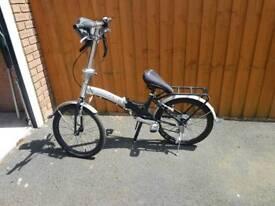 Apollo Fold up bike