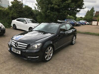 Mercedes C220 CDI 2.1 BlueEFFICIENCY