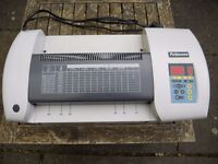 A4 Laminator Heavy Duty Good working condition £10
