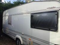 Elddis savannah 1998 4 berth touring caravan. Good condition