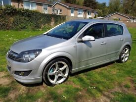 2008 Vauxhall Astra SRI CDTI 150 XP 5dr 81000m