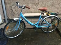 Great condition ladies foldable bike! *inc all LIGHTS and quality BIKELOCK*