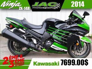 2014 Kawasaki Ninja ZX-14R ABS Défiez nos prix