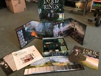 Lord of the Rings Board Game (Complete)