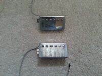 Gibson Burstbuckers 1 & 2 for sale