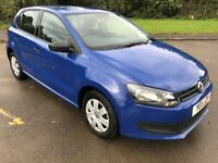 Superb Value And Great Condition 2011 POLO 1.2 S 5 Dr Hatch 96000 Miles HPI Clear 10 Service Stamps