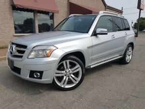 2010 Mercedes-Benz GLK-Class 350 4MATIC (AWD) / IMPECABLE !! FUL