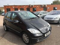 2011 Mercedes A Class Automatic Diesel Good Runner with history and mot