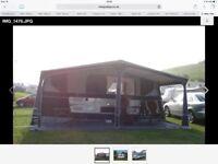 Conway crusader 2009 trailer tent