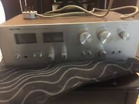 Late 70's Very Rare High End Rotel RA314 Stereo Integrated Amplifier