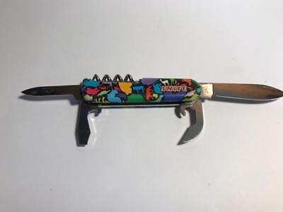 Wenger Crazy Snife series EP PATENT Swiss Army Knife Messer  segunda mano  Embacar hacia Argentina