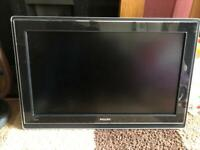 35'' PHILLIPS TV & WALL MOUNT FOR SALE CHEAP