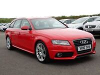 2010 audi a4 avant S-Line 170bhp full history, motd may 2019 excellent condition