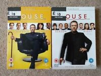 House Series 7-8, Complete (DVD)