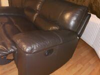 Sofology recliner 2 seats