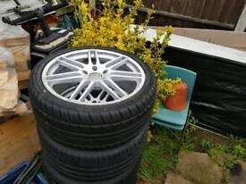 Wheels 22 inch