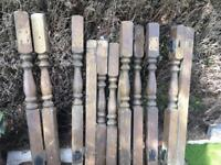 Decking posts