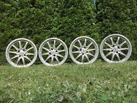 Autec deep dish alloy wheels, 17inch, 4x108, ford, audi, peugeot