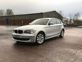 Bmw 1 series silver 116i - just serviced 84k ready to drive away