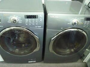 66- SAMSUNG VRT STEAM  Laveuses Sécheuses Forntales Frontload Washers Dryers