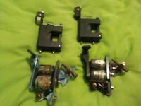 4 Tattoo machines-2 rotary machines and 2 coil machines