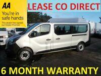 Vauxhall Vivaro 2.9T 1.6 CDTI 120 E/F LWB COMBI Crewcab
