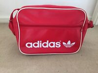 Adidas Red Messenger Bag Brand New.