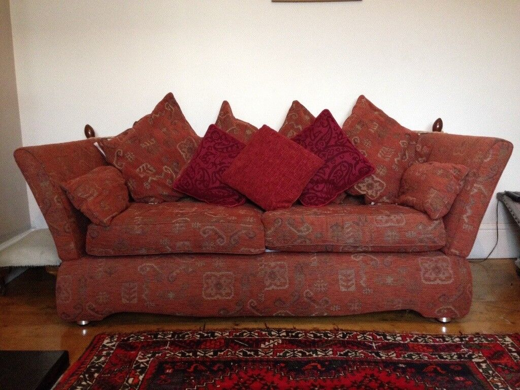Large Tapestry Sofa