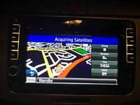 Touch screen cd dvd player