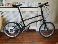 VELLO Bike+, Self-Charging Electric Folding Bike (BRAND NEW)