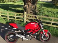 Ducati Monster 696, L@@K