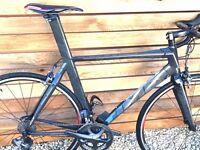 Time RXR Ulteam VIP Carbon Raod Racing Bike Frame frameset 56cm was £6000 V.G.C.
