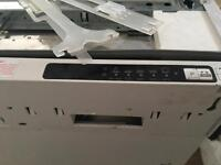 Lamona integrated dishwasher