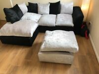 Corner sofa for sale need gone ASAP