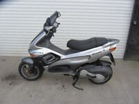 GILERA RUNNER 172 REG AS A 50 02 REG NOT PIAGGIO MALOSSI